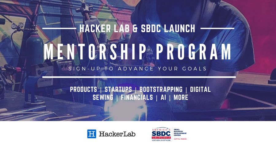 Hacker Lab & SBDC launch mentorship program