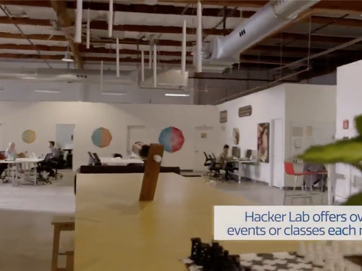 Locals know: Hacker Lab featured in doc by KCRA3 and Moonracer Films