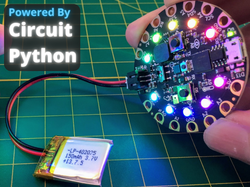 Hacker Lab is celebrating Circuit Python Day. How you can join