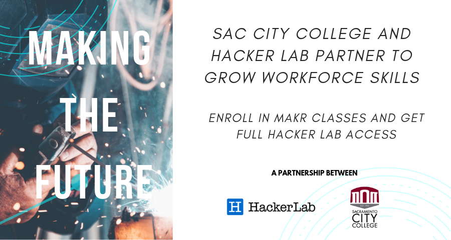 Hacker Lab joins forces with Sac City College