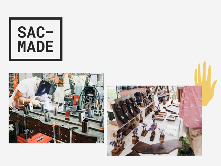 Launching SAC-MADE to Unify and Support Sacramento Makers and Manufacturers